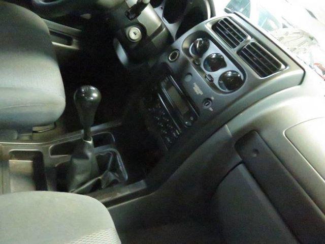 2012 nissan frontier 5spd manual transmission