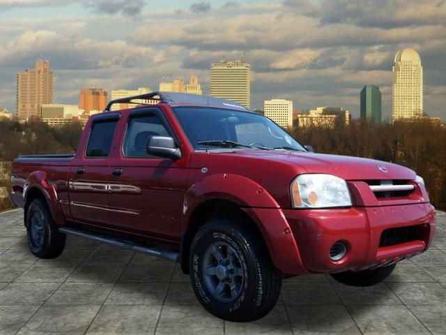 2004 Nissan Frontier 4WD XE-V6 - 11956915 - 0