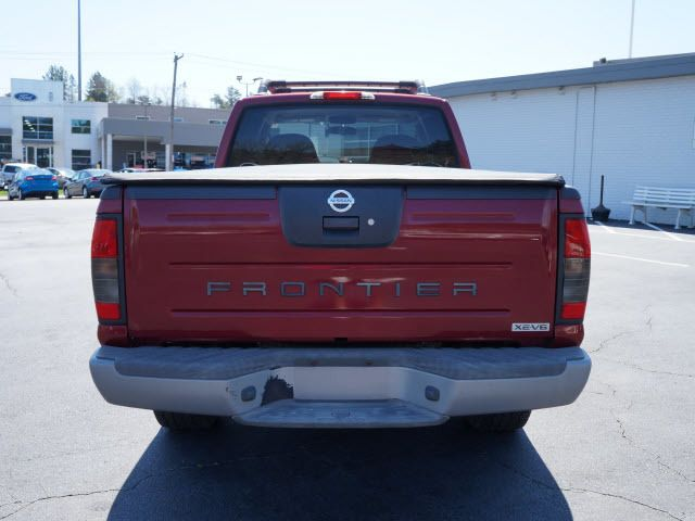 2004 Nissan Frontier 4WD XE-V6 - 11956915 - 20
