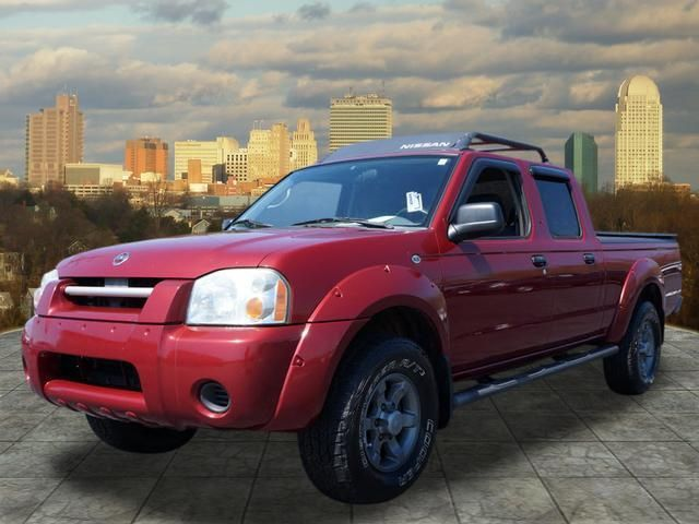 2004 Nissan Frontier 4WD XE-V6 - 11956915 - 3