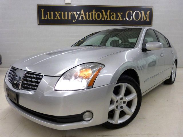 2004 Used Nissan Maxima Se At Luxury Automax Serving Chambersburg