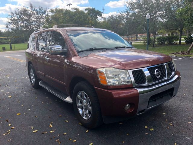 2004 Nissan Pathfinder Armada LE 2WD - Click to see full-size photo viewer