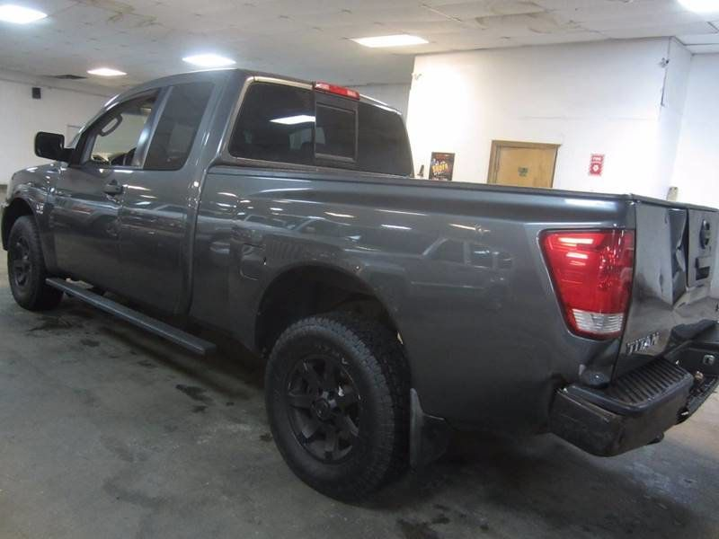 2004 Used Nissan Titan 4x4 Xe King Cab At Contact Us Serving