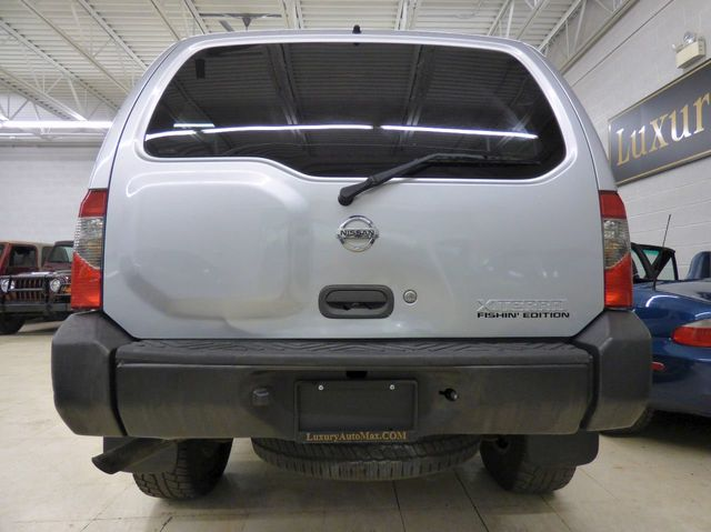 2004 Nissan Xterra Fishin Package Just serviced 4 new tires and inspected - Click to see full-size photo viewer