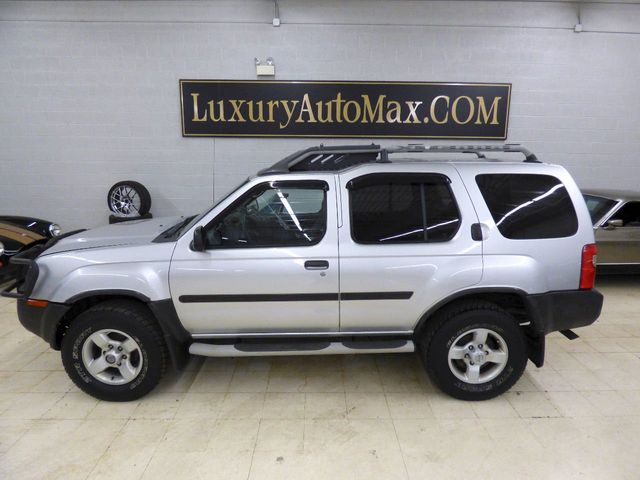 2004 Nissan Xterra Fishin Package Just Serviced 4 New Tires And Inspected  SUV   5N1ED28Y94C627313