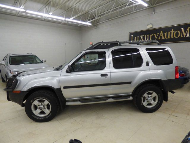 2004 used nissan xterra fishin package just serviced 4 new tires and inspected at luxury automax. Black Bedroom Furniture Sets. Home Design Ideas