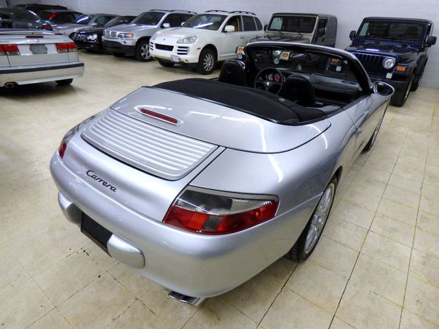 2004 Porsche 911 2dr Cabriolet Carrera 6-Speed Manual - Click to see full-size photo viewer