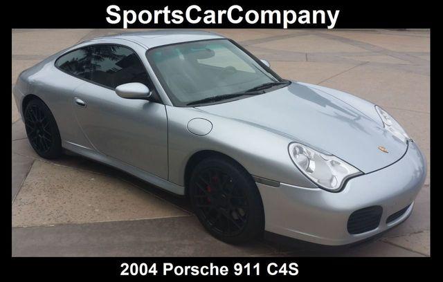 2004 Porsche 911 2dr Coupe Carrera 4S Tiptronic - 15107623 - 1