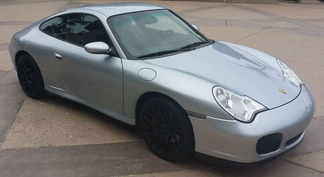2004 Porsche 911 2dr Coupe Carrera 4S Tiptronic - 15107623 - 26