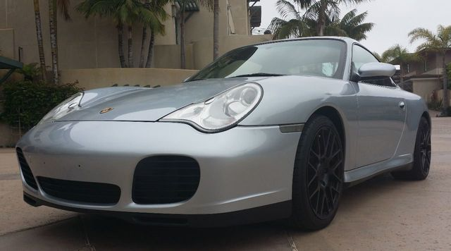 2004 Porsche 911 2dr Coupe Carrera 4S Tiptronic - 15107623 - 31