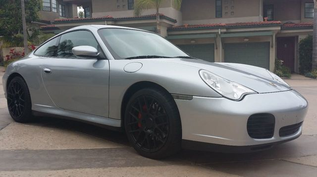 2004 Used Porsche 911 2dr Coupe Carrera 4s Tiptronic At Sports Car