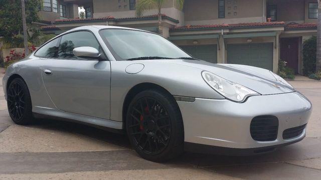 2004 Porsche 911 2dr Coupe Carrera 4S Tiptronic - 15107623 - 35