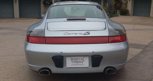 2004 Porsche 911 2dr Coupe Carrera 4S Tiptronic - 15107623 - 6
