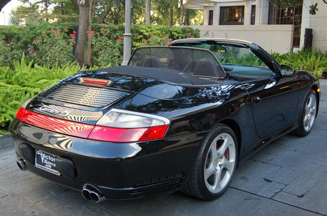 2004 Used Porsche 911 Carrera 4s At Victory Motorcars Serving