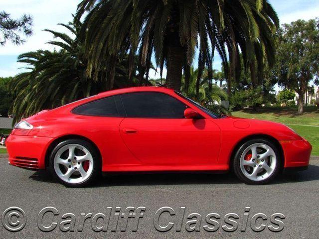 2004 Used Porsche 911 Carrera 4s At Cardiff Classics Serving