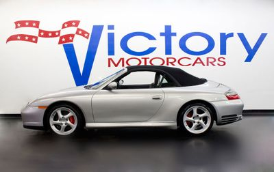 2004 Porsche 911 CARRERA C4S CAB Convertible
