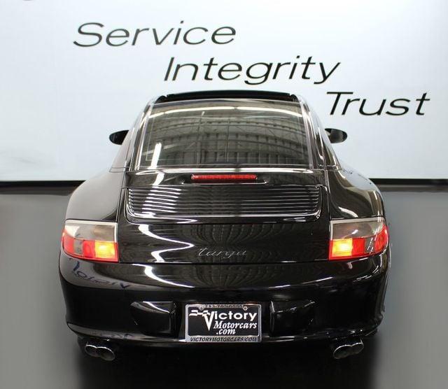 1995 Porsche 911 Exterior: 2004 Used Porsche 911 Targa At Victory Motorcars Serving