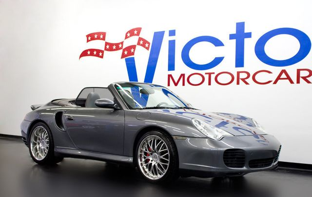 2004 Porsche 911 Turbo Cabriolet - Click to see full-size photo viewer