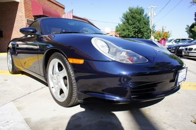 2004 Porsche Boxster 2dr Roadster 5-Speed Manual - Click to see full-size photo viewer