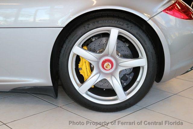 2004 Porsche Carrera GT 2dr Carrera - 17020572 - 9