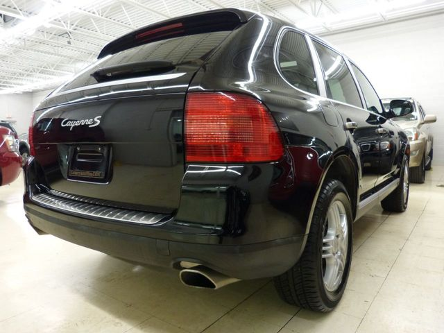 2004 used porsche cayenne 4dr s at luxury automax serving 2004 porsche cayenne 4dr s click to see full size photo viewer publicscrutiny Image collections