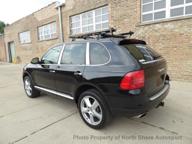 2004 Porsche Cayenne S - Click to see full-size photo viewer