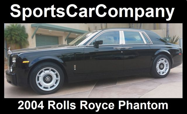 2004 Rolls-Royce Phantom  - 15480123 - 0