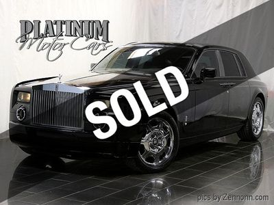 2004 Rolls-Royce Phantom 4dr Sedan