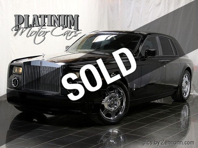 2004 Rolls Royce Phantom 4dr Sedan