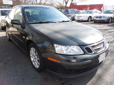 2004 Saab 9-3 4dr Sport Sedan Linear
