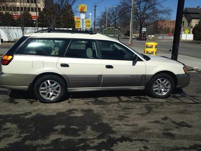 2004 Subaru Legacy Wagon Natl 5dr Outback Automatic - Click to see full-size photo viewer