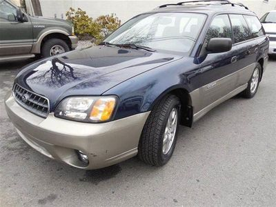 2004 Subaru Legacy Wagon Natl Base AWD 4dr Wagon