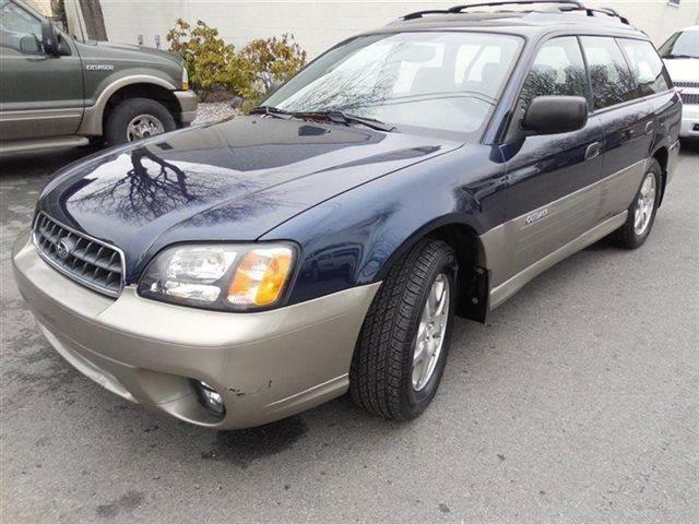 2004 Subaru Legacy Wagon Natl Base AWD 4dr Wagon
