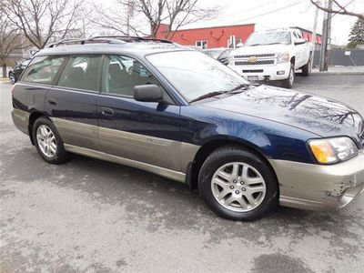 2004 Subaru Legacy Wagon Natl Base AWD 4dr Wagon - Click to see full-size photo viewer