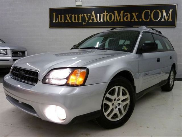 2004 Used Subaru Outback At Luxury Automax Serving Chambersburg Pa