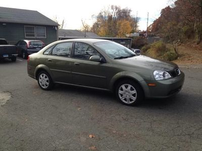2004 Suzuki Forenza LX 4dr Sedan - Click to see full-size photo viewer