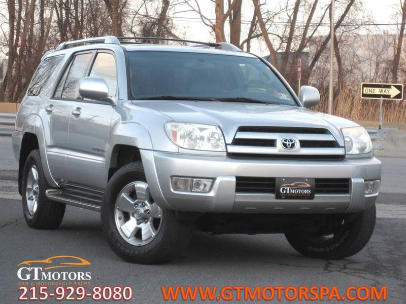 2004 Toyota 4Runner 4dr Limited V6 Automatic 4WD - 19663141 - 0