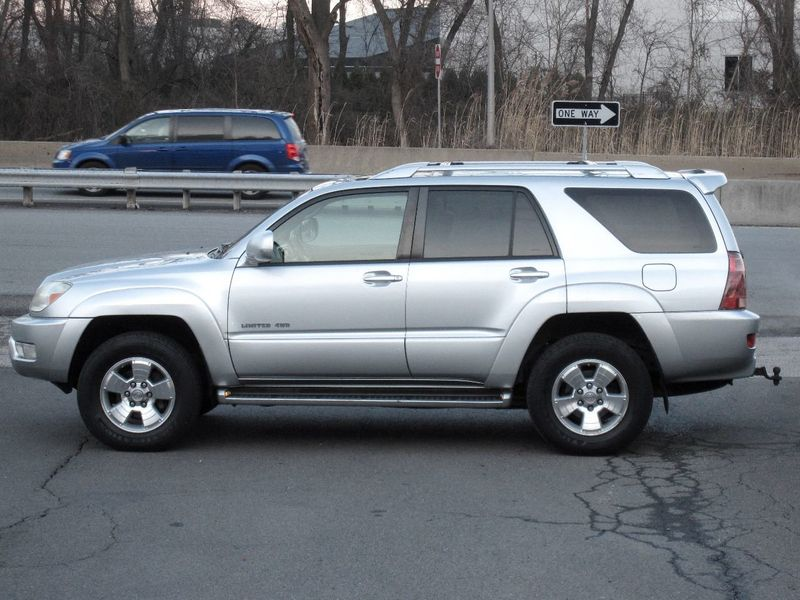 2004 Toyota 4Runner 4dr Limited V6 Automatic 4WD - 19663141 - 9