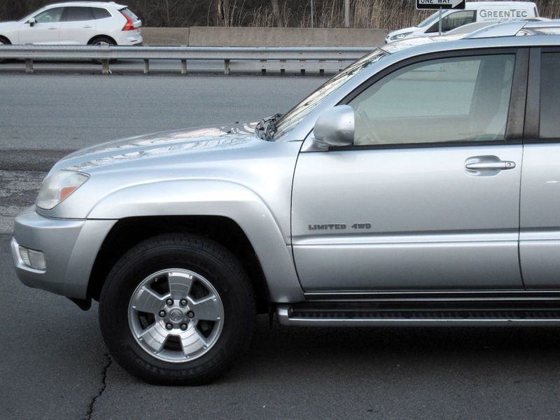 2004 Toyota 4Runner 4dr Limited V6 Automatic 4WD - 19663141 - 10
