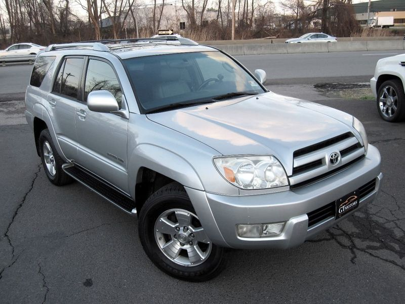 2004 Toyota 4Runner 4dr Limited V6 Automatic 4WD - 19663141 - 1
