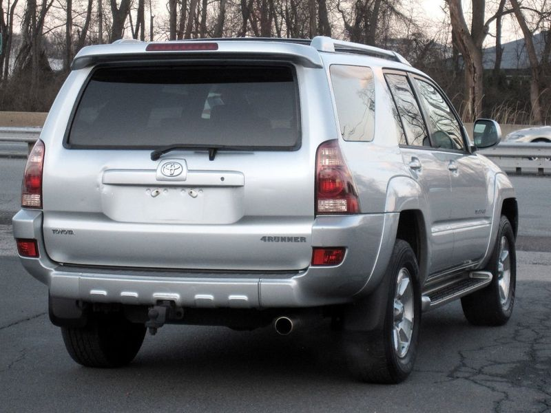 2004 Toyota 4Runner 4dr Limited V6 Automatic 4WD - 19663141 - 5