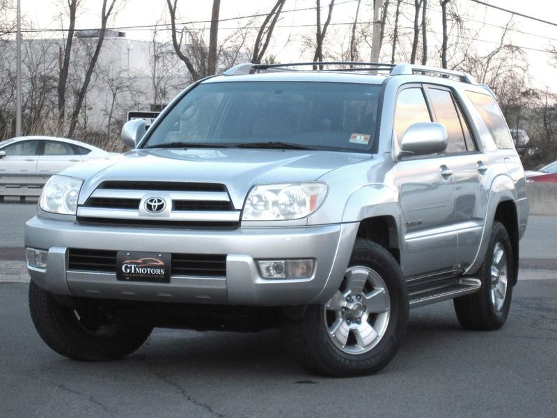 2004 Toyota 4Runner 4dr Limited V6 Automatic 4WD - 19663141 - 6