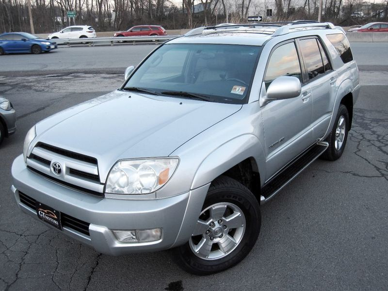 2004 Toyota 4Runner 4dr Limited V6 Automatic 4WD - 19663141 - 7