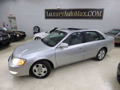 2004 Toyota Avalon XLS JUST SERVICED NEW TIRES BATTERY BRAKES ENGINE MOUNT OIL CHAN Sedan