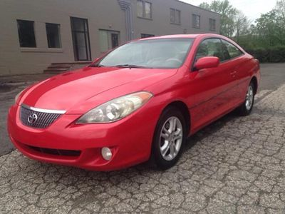 2004 Toyota Camry Solara SE Sport 2dr Coupe - Click to see full-size photo viewer