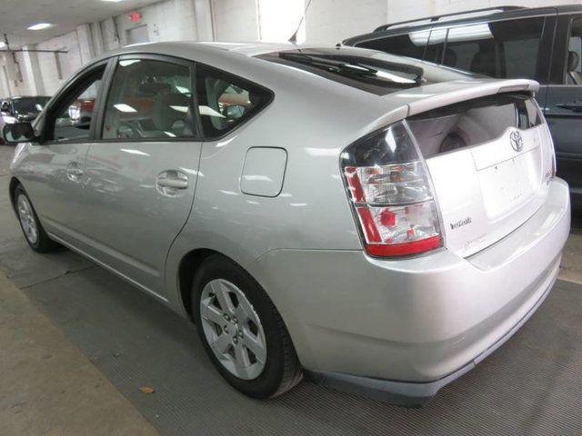 2004 Toyota Prius Hybrid Hatchback
