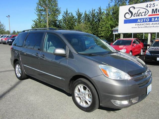 2004 Toyota Sienna XLE Limited 7 Passenger 4dr Mini Van Not Specified    5TDZA22C64S004693   1