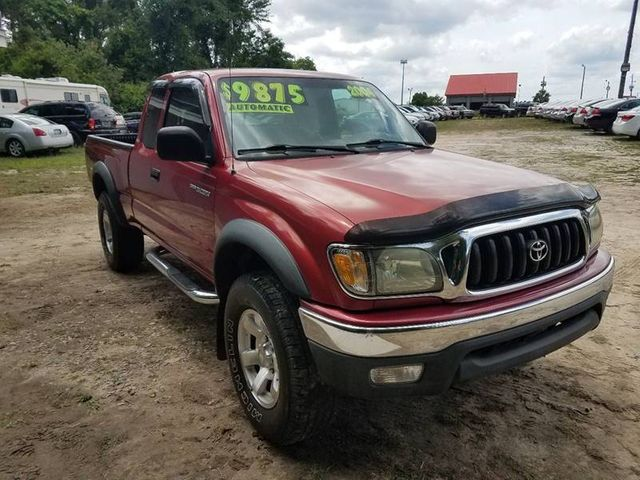 2004 Toyota Tacoma Xtracab Prerunner V6 Automatic Truck 5tesn92n34z340255 0
