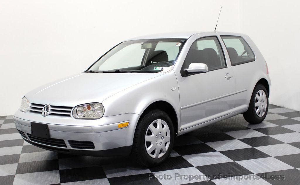 2004 Used Volkswagen Golf Golf 2 Door Hatchback At