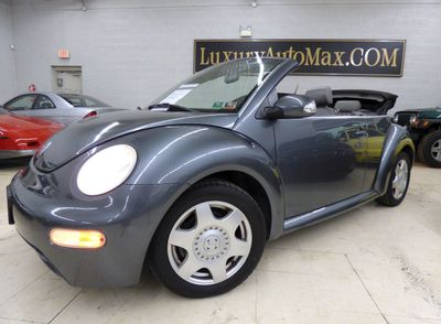 2004 Volkswagen New Beetle Convertible 2dr Convertible GL Automatic